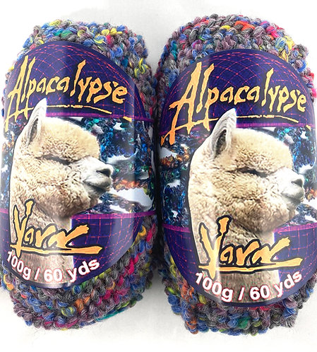 Alpacalypse Yarn - The Alpaca Guy