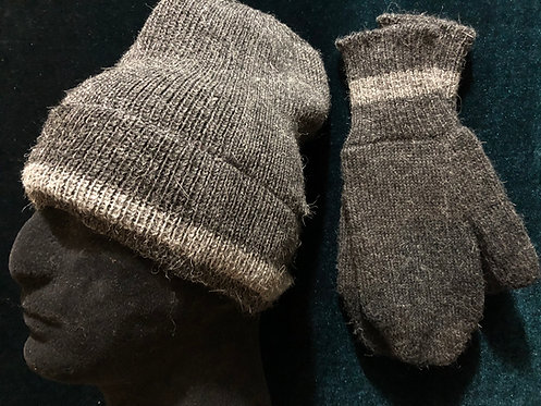 Lined Mittens & Hats