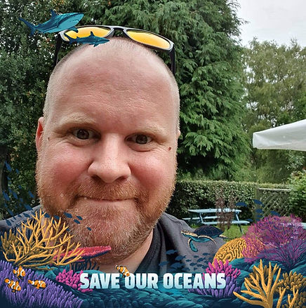David Gagates Save Our Oceans Picture.jp