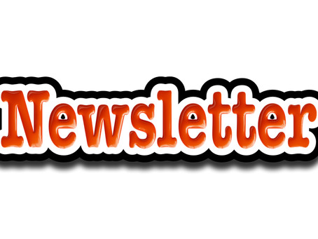 Weekly Newsletter 23rd October 2017
