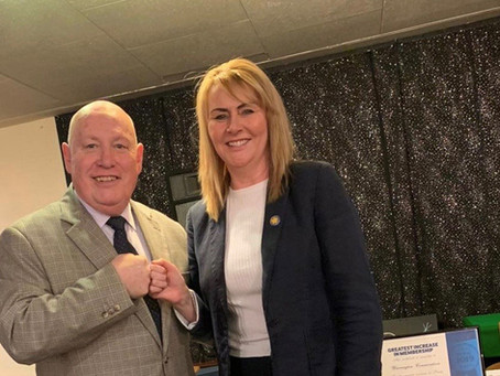 Wendy elected as first female chair for Warrington Conservatives