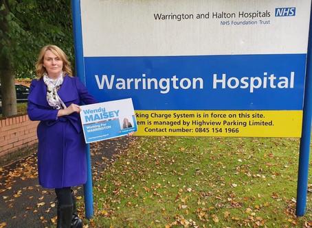 Warrington needs a new hospital and more GPs