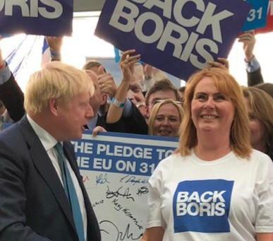 Back Boris Leadership Campaign