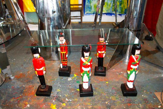 Vintage Royal Guards