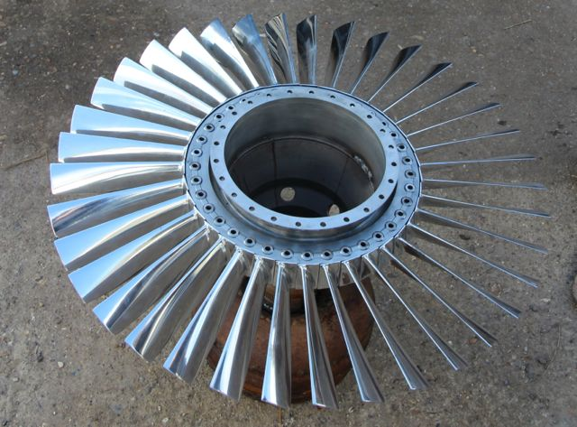 Rolls Royce Spey Jet Engine Table ​
