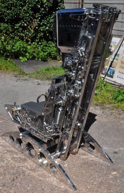 Restored Martin Baker Ejector Seats