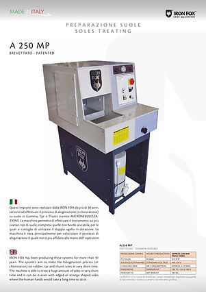 IRONFOX A250MP