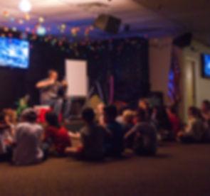 children's church teaching