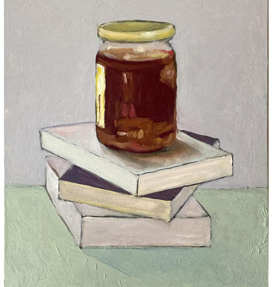 Honey on Books
