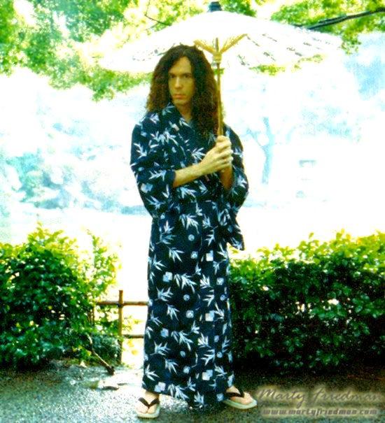 marty friedman japan