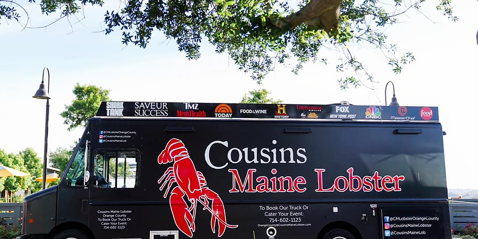Cousins Maine Lobster at Forgotten Road Ales