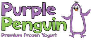 Purple Penguin Frozen Yogurt