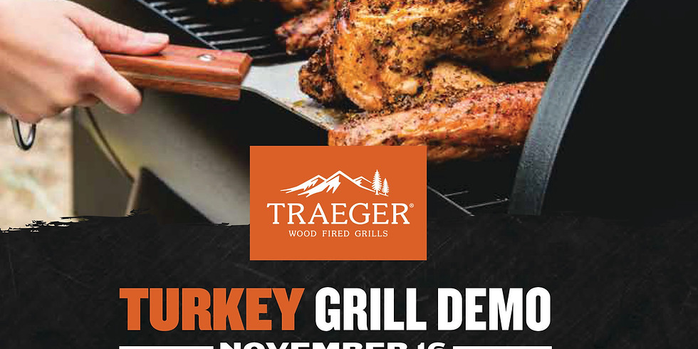 Turkey Demo Day at Colonial Hardware