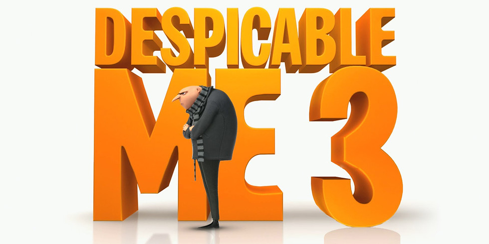 Summer Movies for Kids: Despicable Me 3