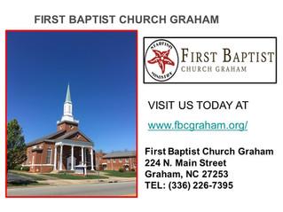 First Baptist Church of Graham