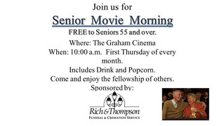 Rich & Thompson Senior Movie