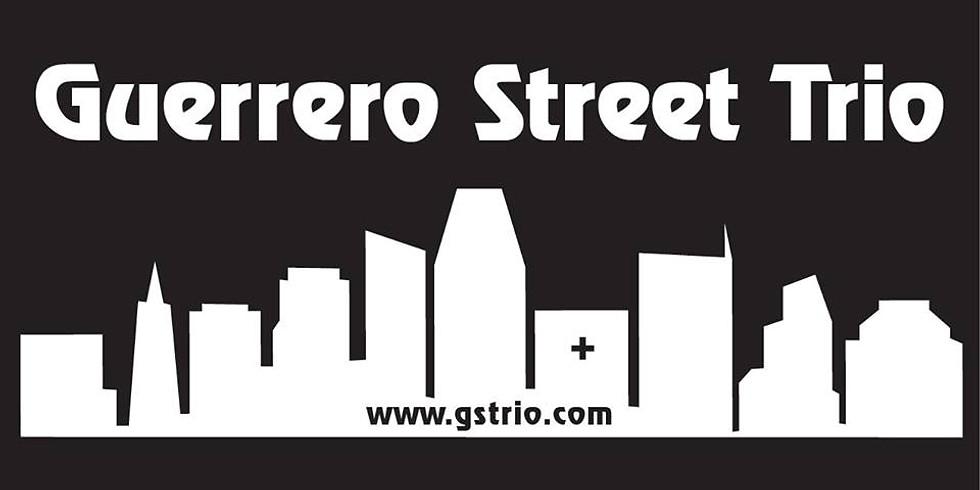 Musical Chairs Concert Series: Guerrero Street Trio