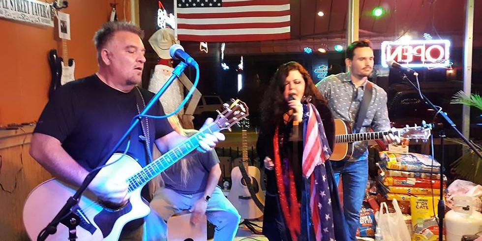 Lisa Kyle & the Crash Craddocks ROCK ALL Saints DAY