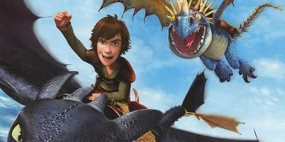 Summer Movies for Kids: How To Train Your Dragon