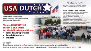 USA Dutch Inc.