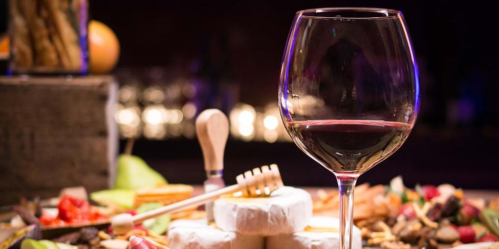 Wine Tasting with Johnson Bros. Distributors