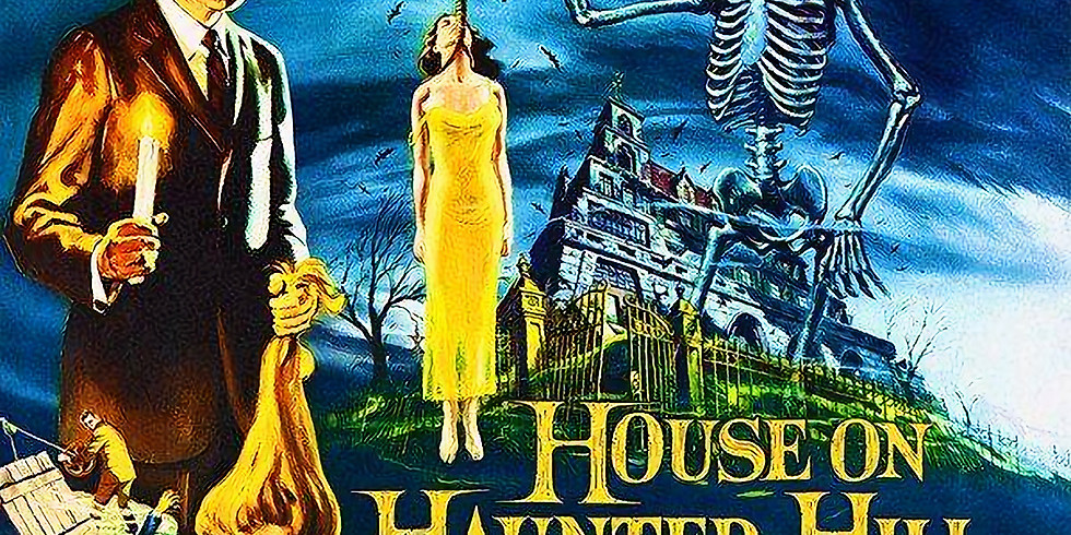 Horror Movie Series: House on Haunted Hill