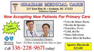 Graham Medical Care