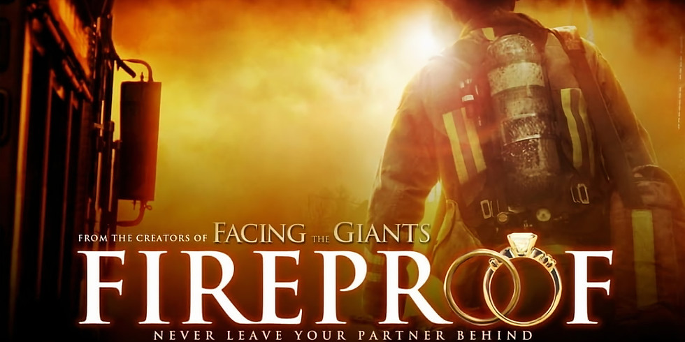 Free Monthly Christian Movie: Fireproof