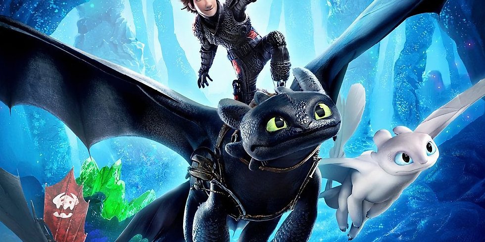 Summer Movies for Kids: How To Train Your Dragon: The Hidden World
