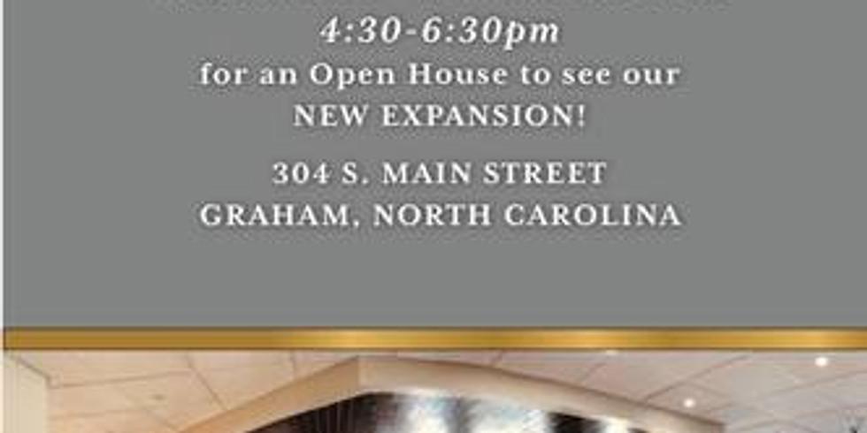 Woodard Eye Care Open House