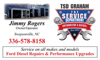 The Service Department