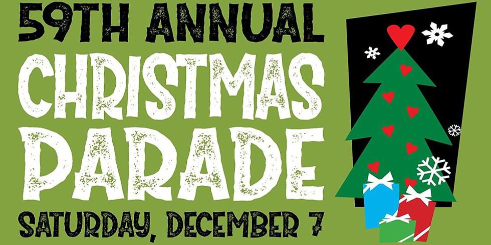 59th Annual Christmas Parade