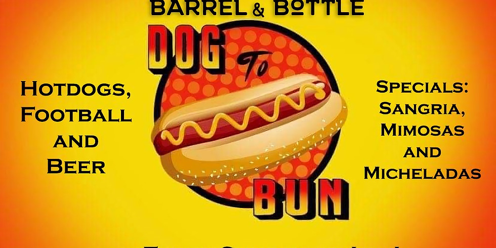 Hotdogs, Football and Beer Sunday at Little Brother Brewing Barrel & Bottle!