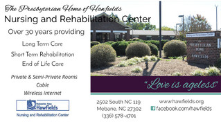 Hawfields Nursing & Rehab