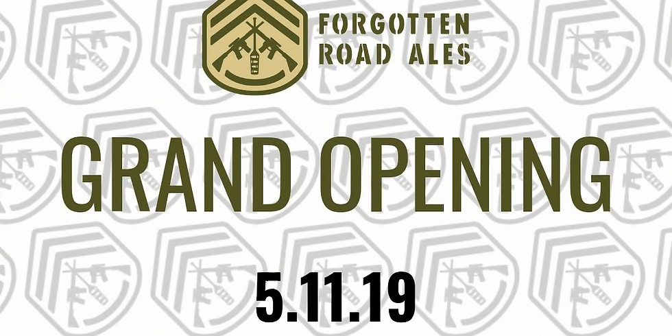 Forgotten Road Ales Grand Opening