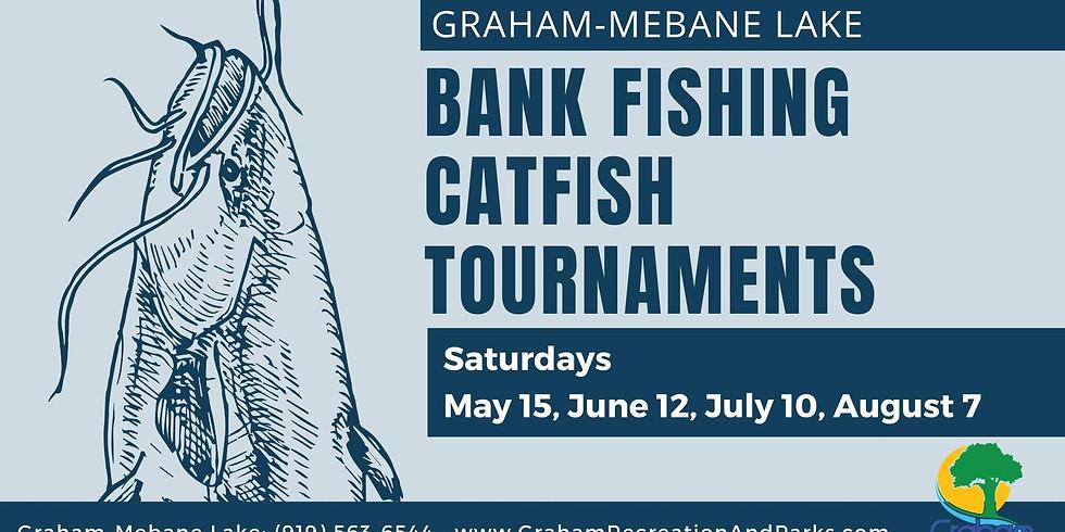Bank Fishing Catfish Tournament