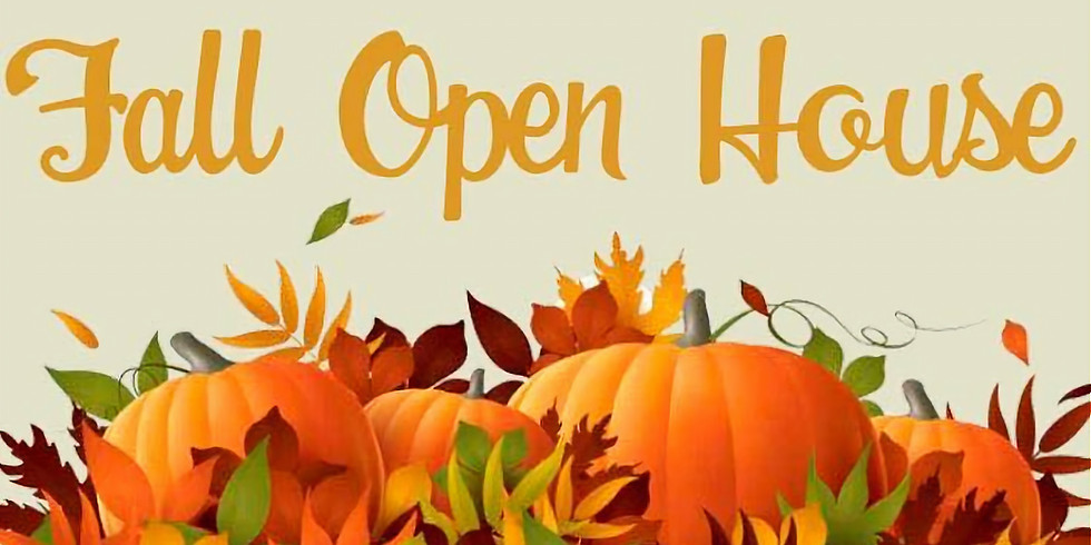 Fall Open House #2