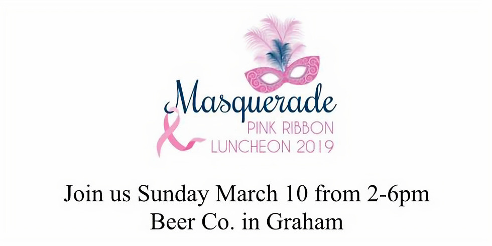 Pink Ribbon Luncheon Concert 2019