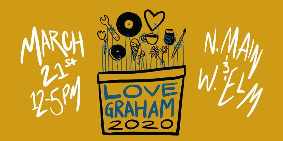 Third Annual Love Graham Festival