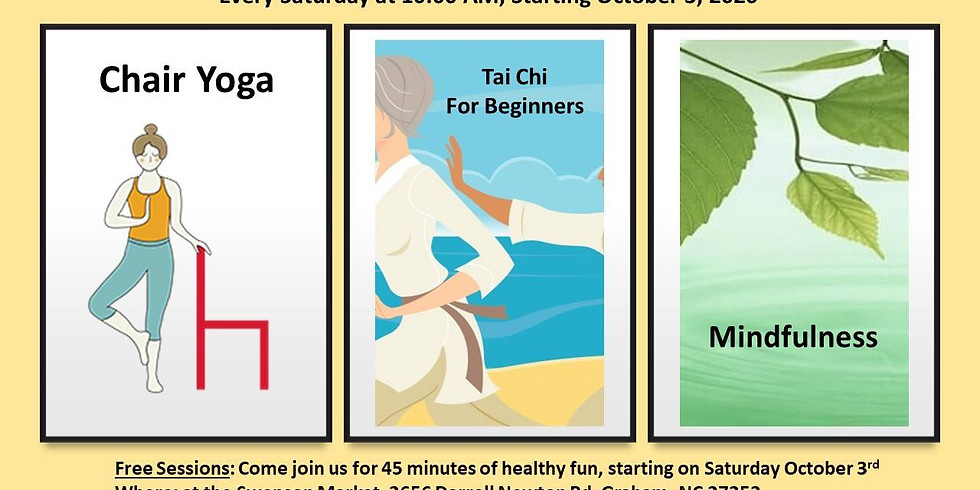 Yoga, Tai Chi, and Mindfulness