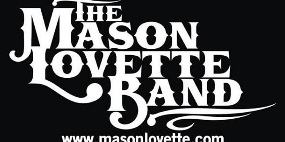 Thursday at 7 Concert Series: The Mason Lovette Band