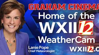 WXII 12 Weather Camera