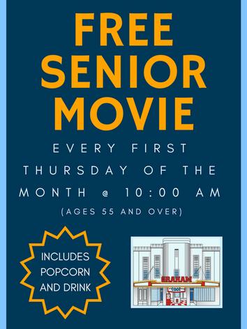 Senior Movie at Graham Cinema