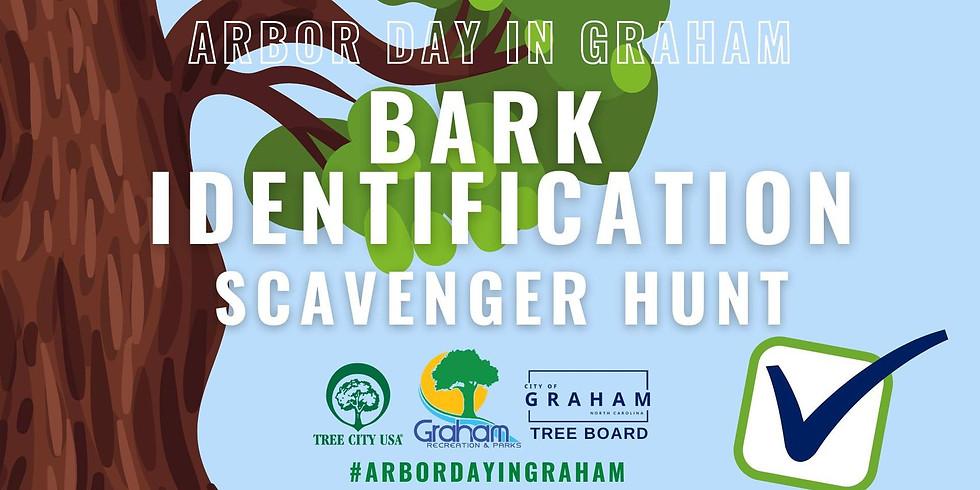 Bark Identification Scavenger Hunt - Last Day