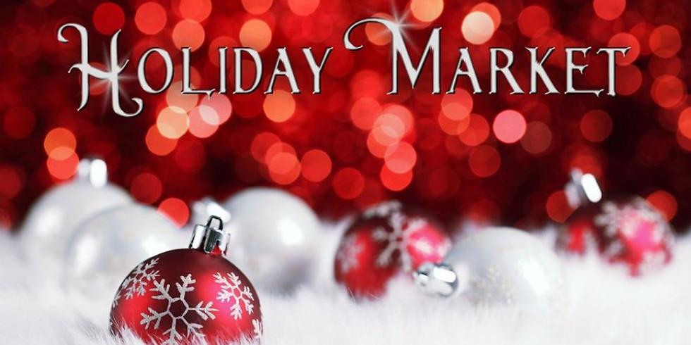 SAHS Patriot Cheer Holiday Market
