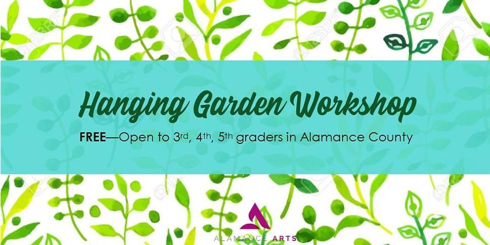 Hanging Garden Workshop