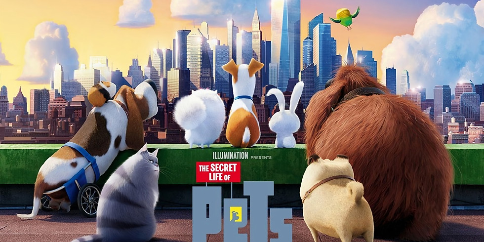 Summer Movies for Kids: The Secret Life of Pets