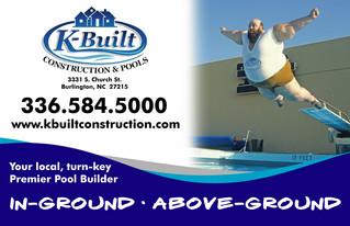 K-Built Construction & Pools