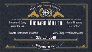 Competent to Carry