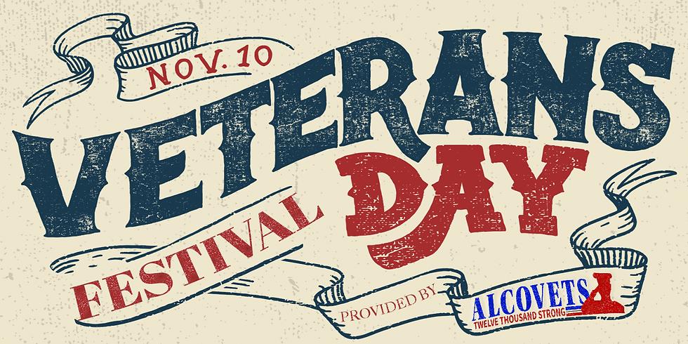 Veteran's Day Parade & Festival